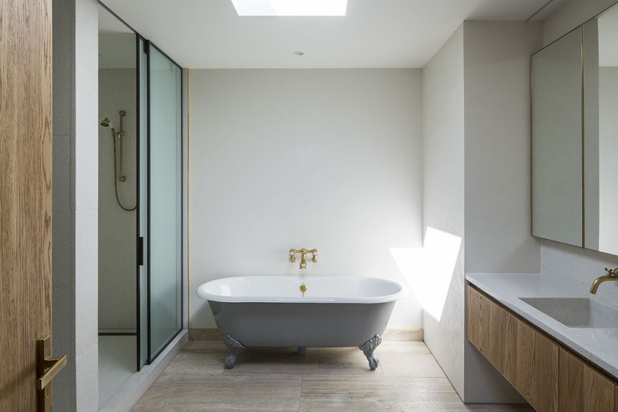 Hobson bay bathroom kitchen in residence for Bathroom ideas nz