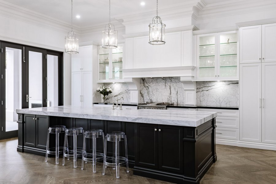 Boutique Cabinetry Complete This Stunning Perrin Rowe Fitted Kitchen Design In Residence