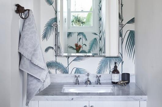 Collaroy Basin House - Bathroom & Laundry