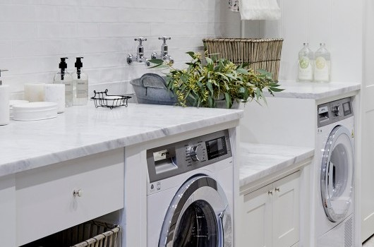 Provincial Kitchens Showroom – The Laundry Mudroom