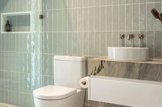 BRONTE HOME - GUEST BATHROOM