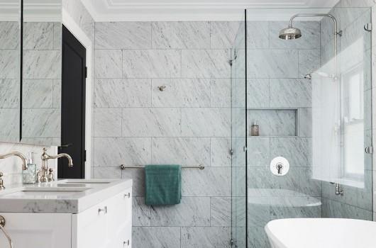 Bar Beach House - Bathroom & Powder Room