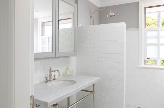 Buckhurst Ave House - Bathrooms