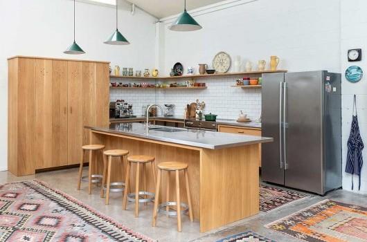 Eden Tce - Kitchen