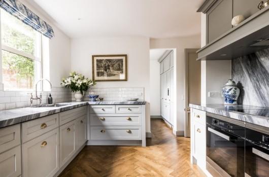 Leinster Road - Kitchen