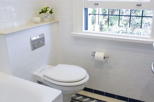 ST MARKS - GUEST BATHROOM