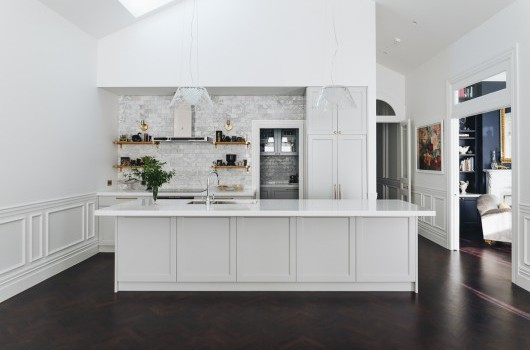 NEWTOWN RESIDENCE - KITCHEN & SCULLERY