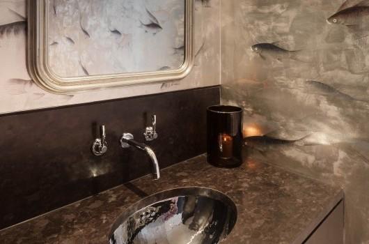 Gardyne St - Bathroom & Powder Room