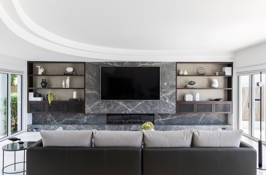 BAYVIEW RESIDENCE - BESPOKE JOINERY