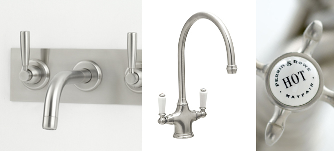 Tapware & Hardware Finishes | Traditional & Contemporary | In ...