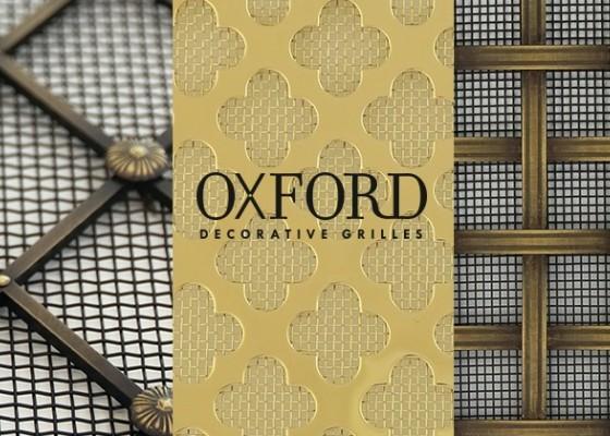 Oxford Decorative Grilles